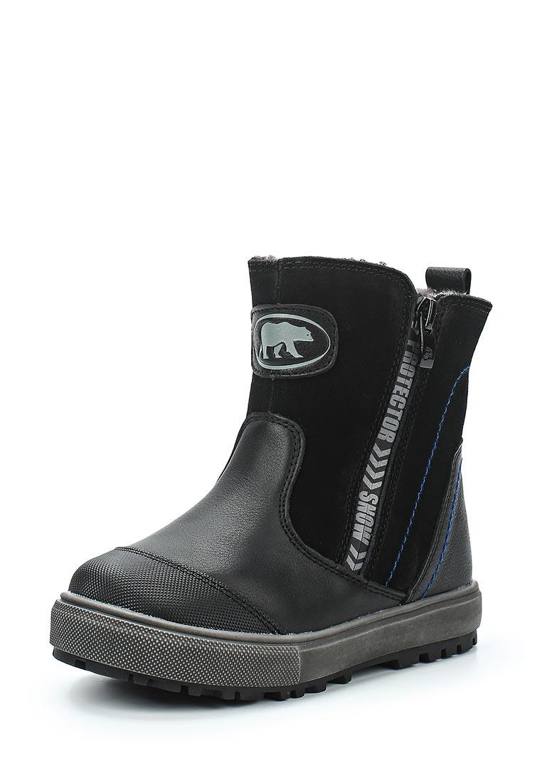 Ботинки для мальчиков Kapika 62106