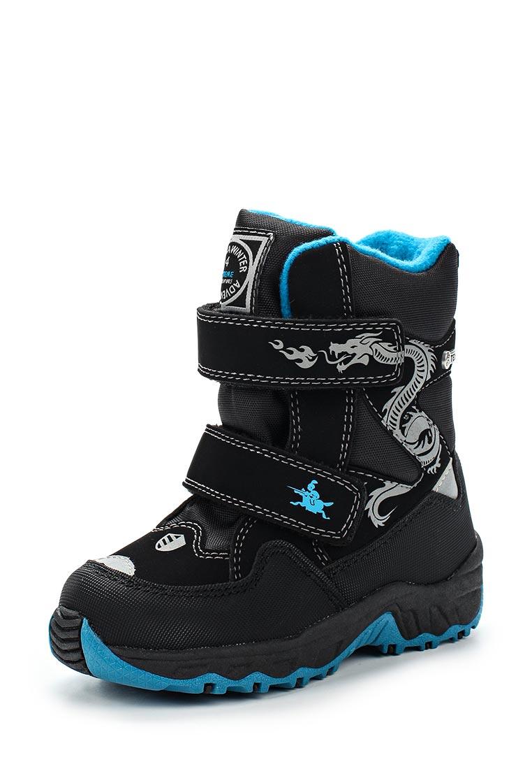Ботинки для мальчиков Kapika 41189-1
