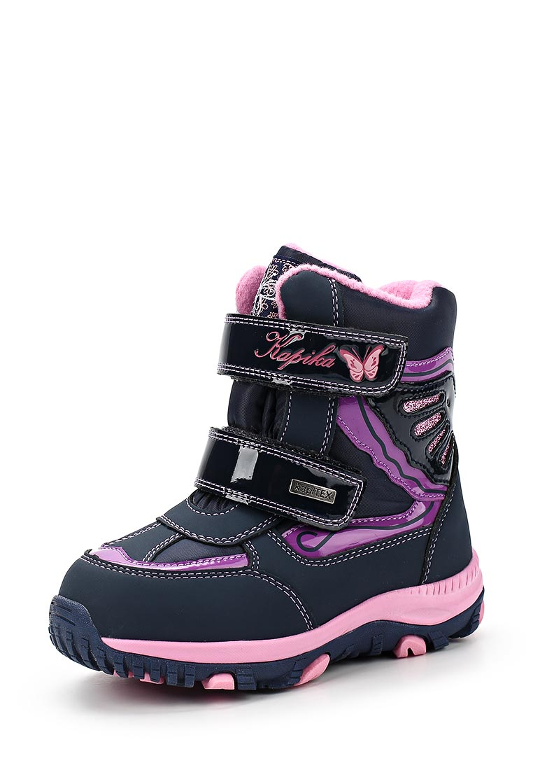 Ботинки для девочек Kapika 41200-1