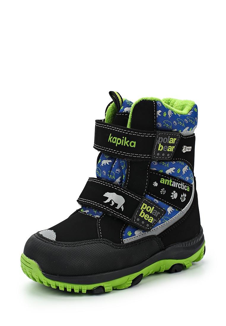 Ботинки для мальчиков Kapika 41213-1