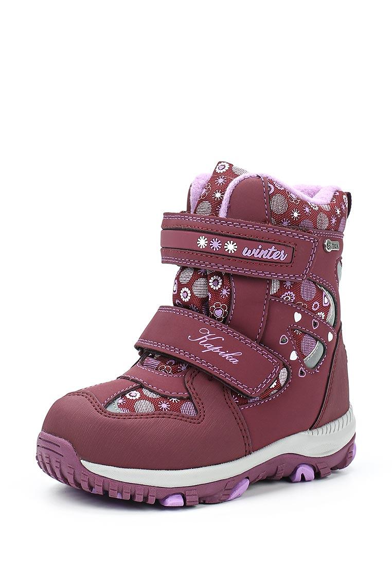 Ботинки для девочек Kapika 41249-2