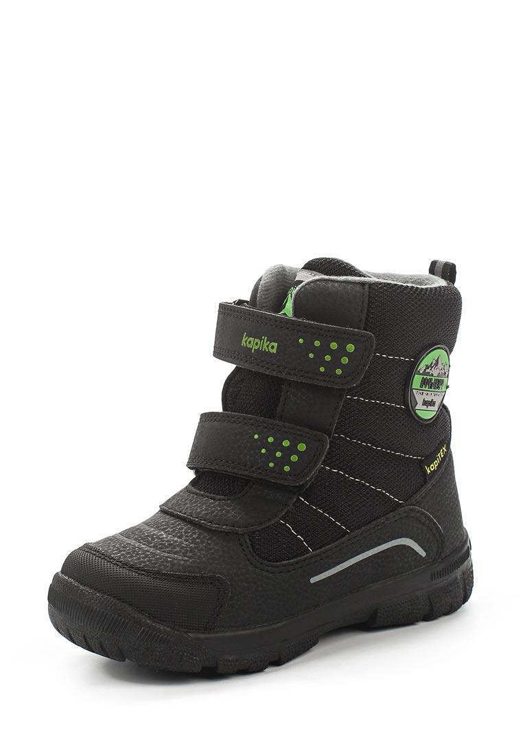 Ботинки для мальчиков Kapika 42198-1