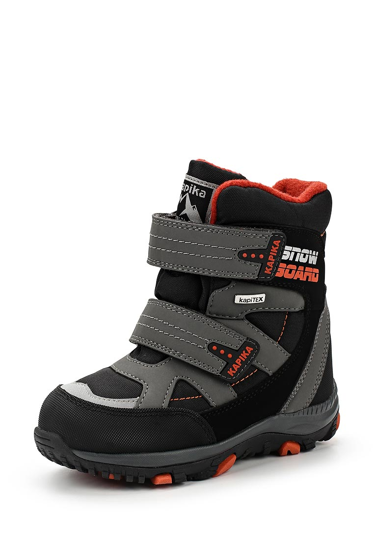 Ботинки для мальчиков Kapika 42205-2