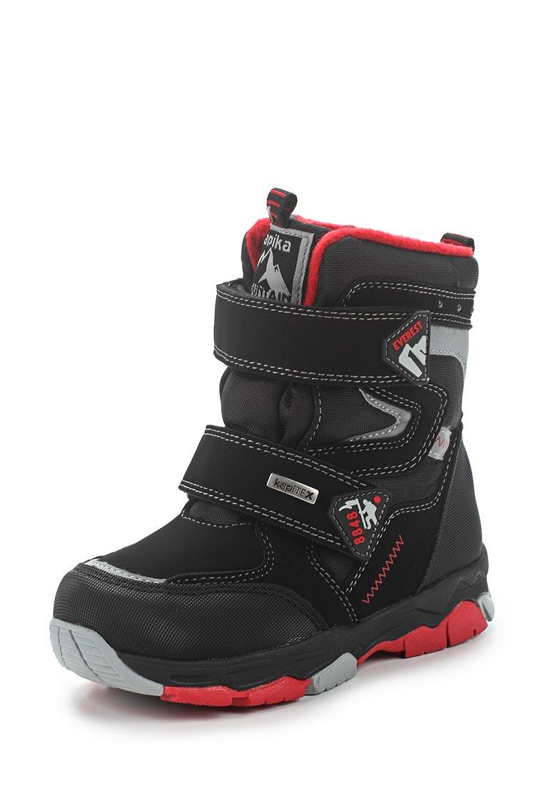 Ботинки для мальчиков Kapika 42220-1