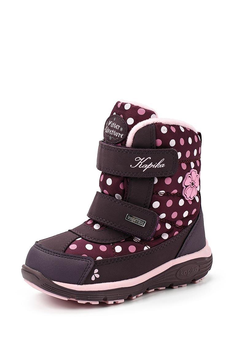 Ботинки для девочек Kapika 42254-2