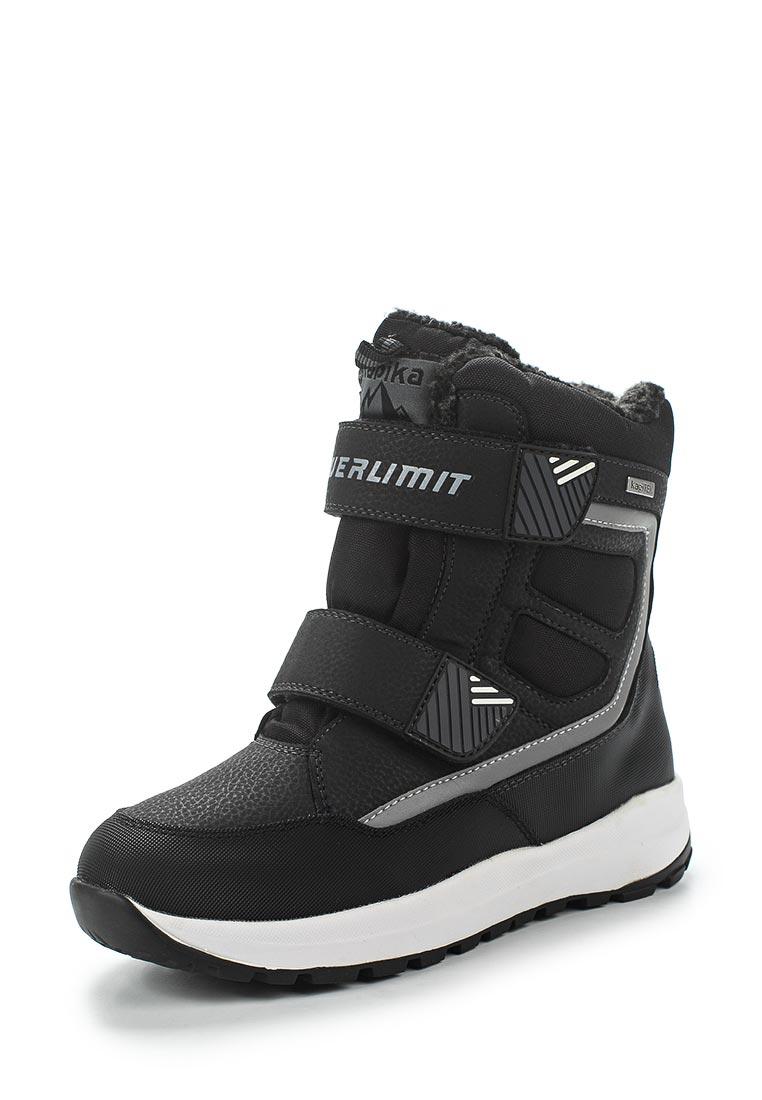 Ботинки для мальчиков Kapika 43203-1