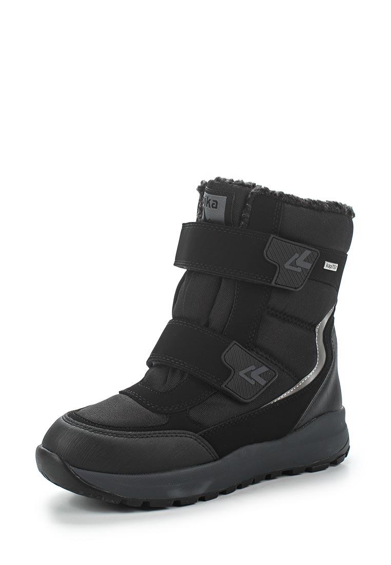 Ботинки для мальчиков Kapika 43205-2