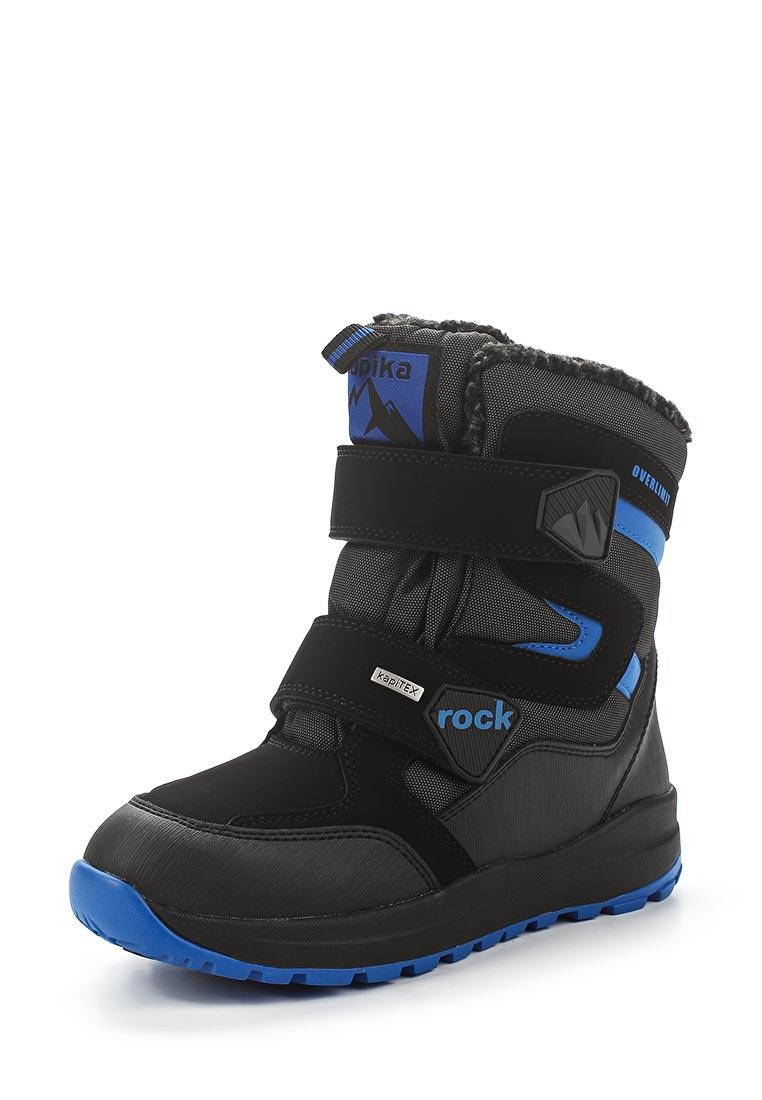 Ботинки для мальчиков Kapika 43206-1