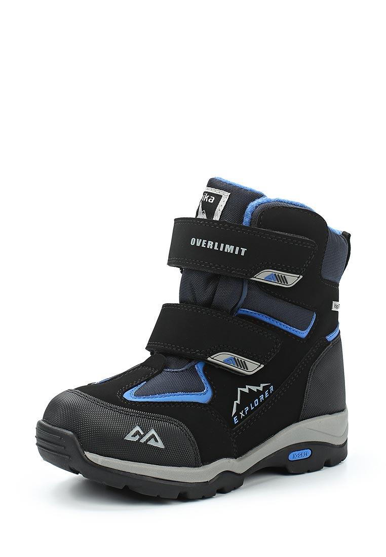 Ботинки для мальчиков Kapika 43209-2