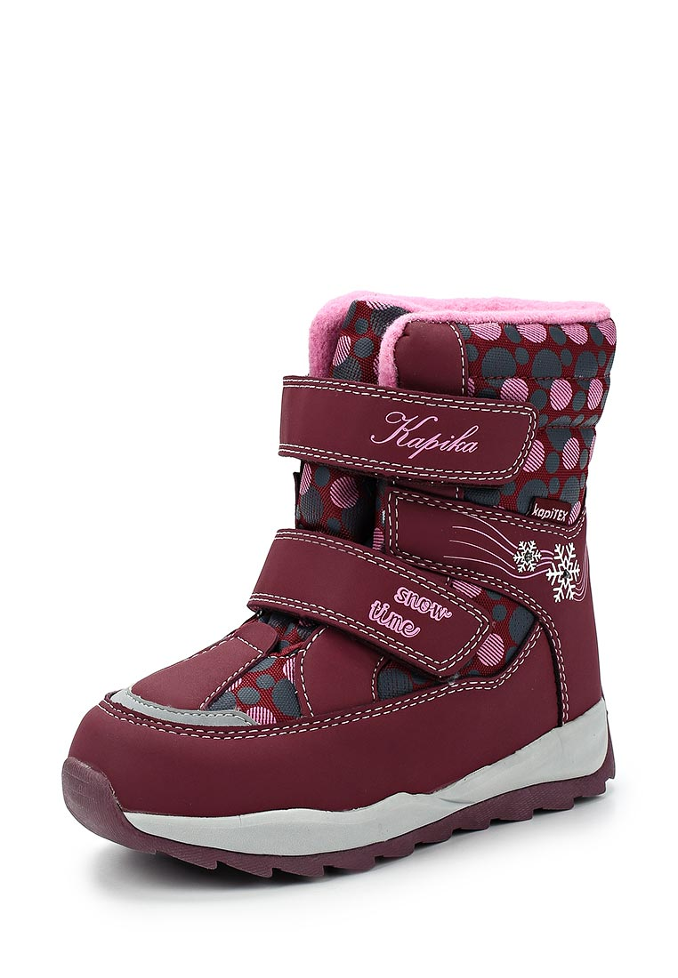 Ботинки для девочек Kapika 43213-1