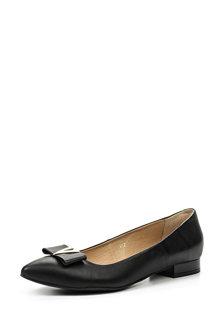 Туфли на плоской подошве Keryful G-1464-B086-KT-KF