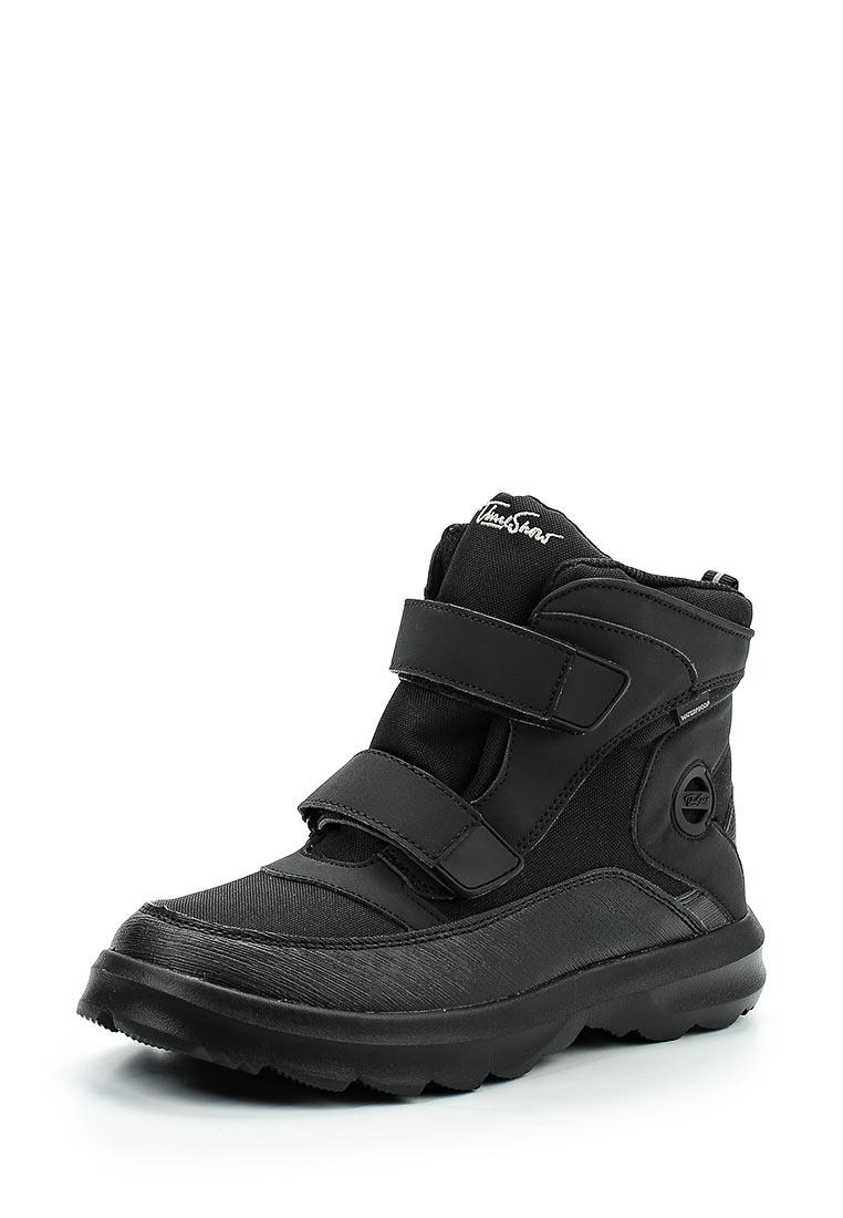 Ботинки для мальчиков Tesoro 178633/04-01