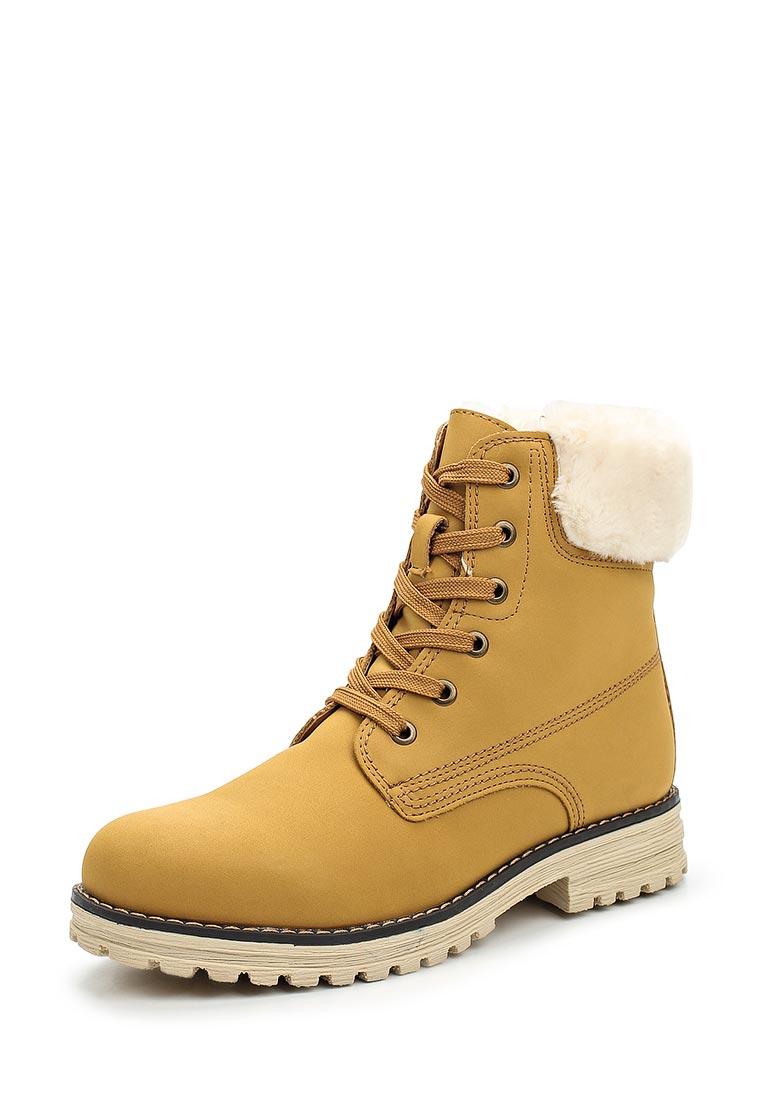 Ботинки для девочек Keddo (Кеддо) 578127/53-05