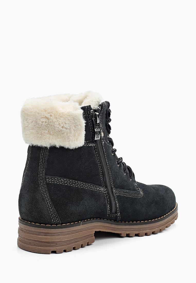 Ботинки для девочек Keddo (Кеддо) 578127/55-07: изображение 2