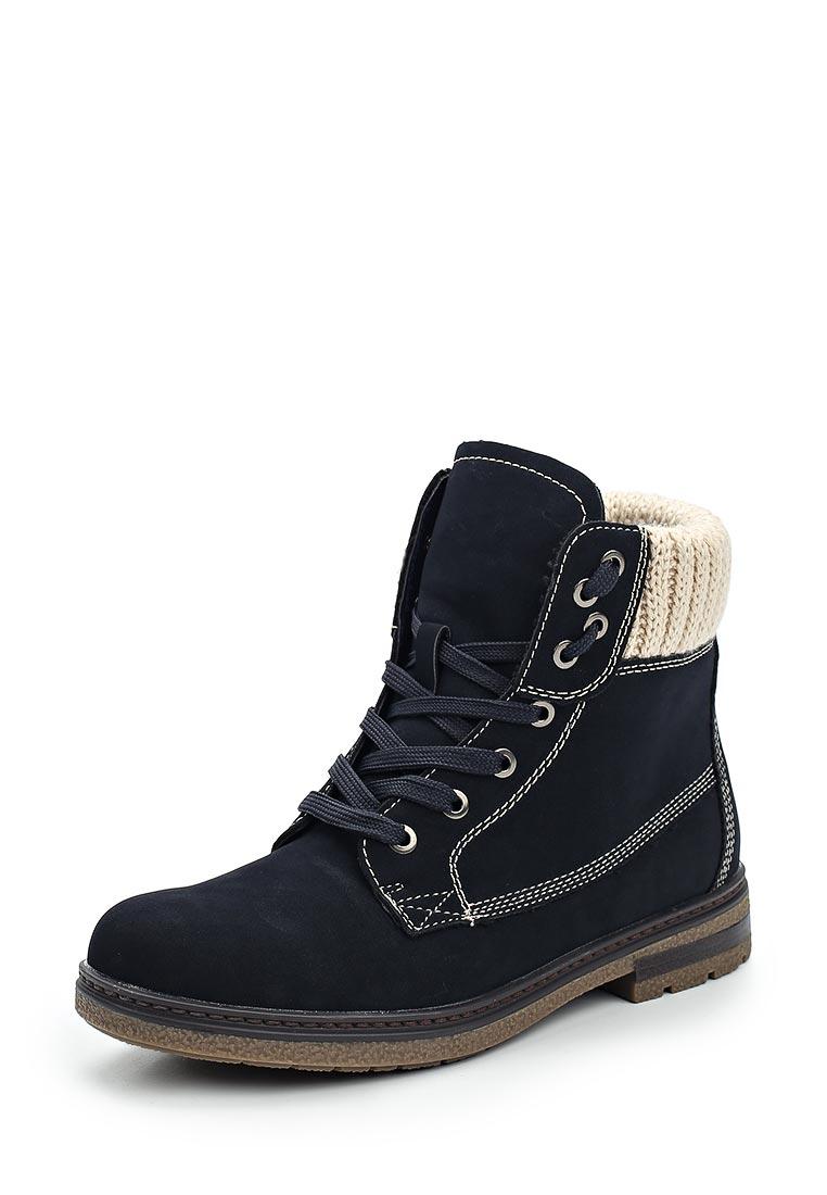 Ботинки для девочек Keddo (Кеддо) 578180/02-01