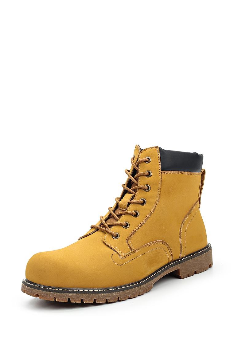 Мужские ботинки Keddo (Кеддо) 878139/90-01
