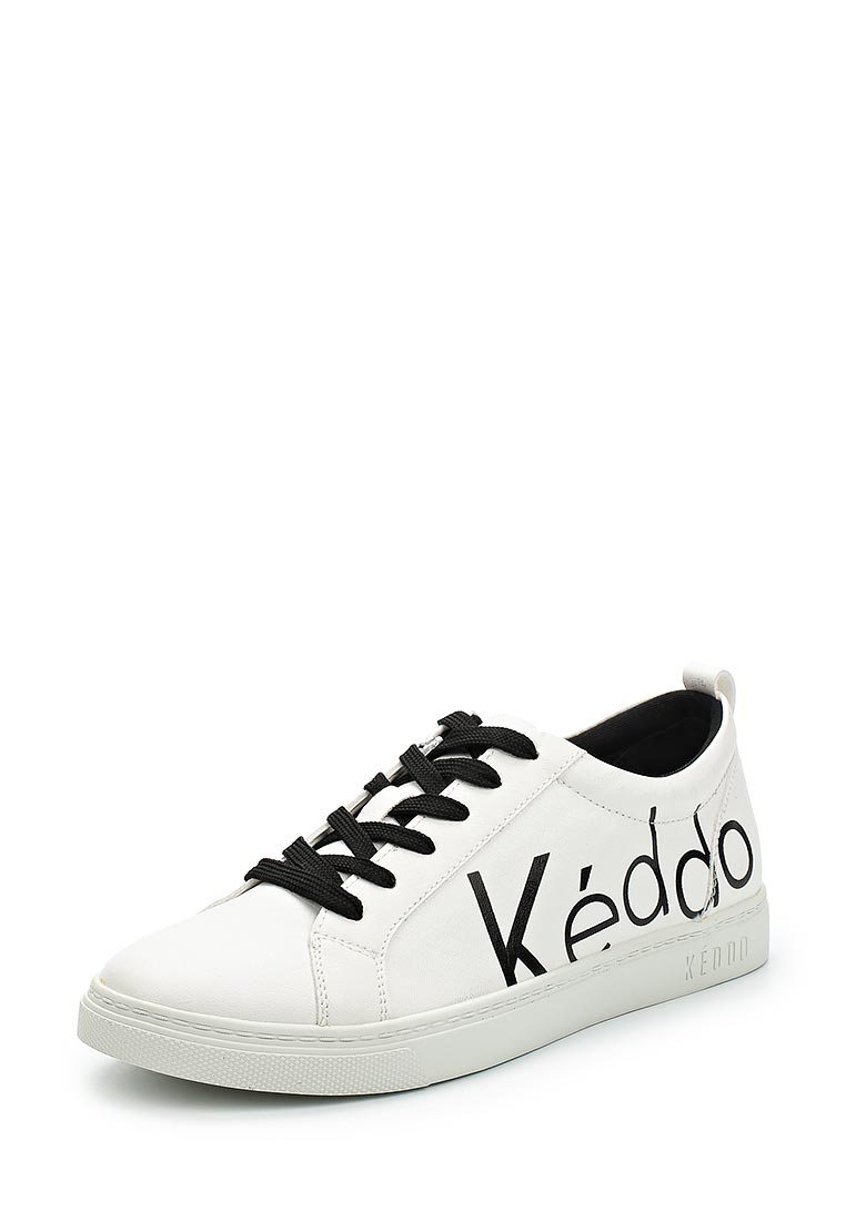 Женские кеды Keddo (Кеддо) 887300/23-01
