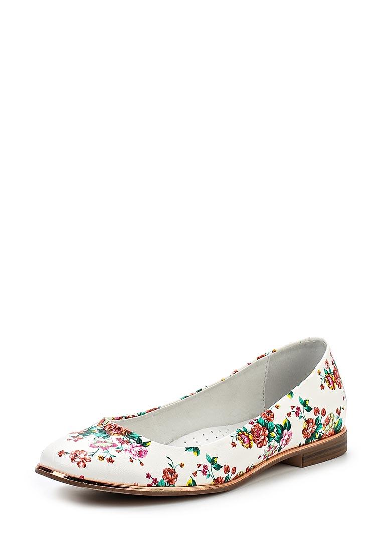 Туфли на плоской подошве Keddo (Кеддо) 877120/51-02