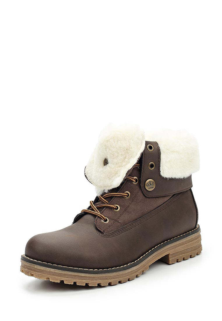 Женские ботинки Keddo (Кеддо) 878127/91-03
