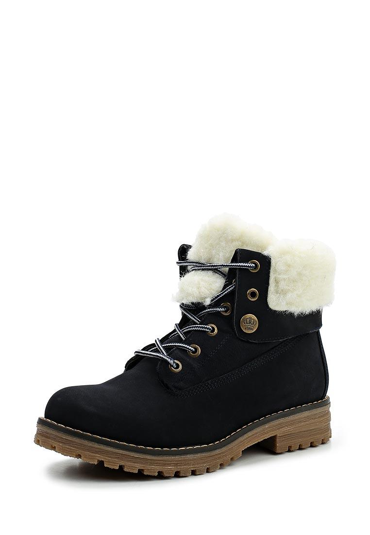 Женские ботинки Keddo (Кеддо) 878127/91-06