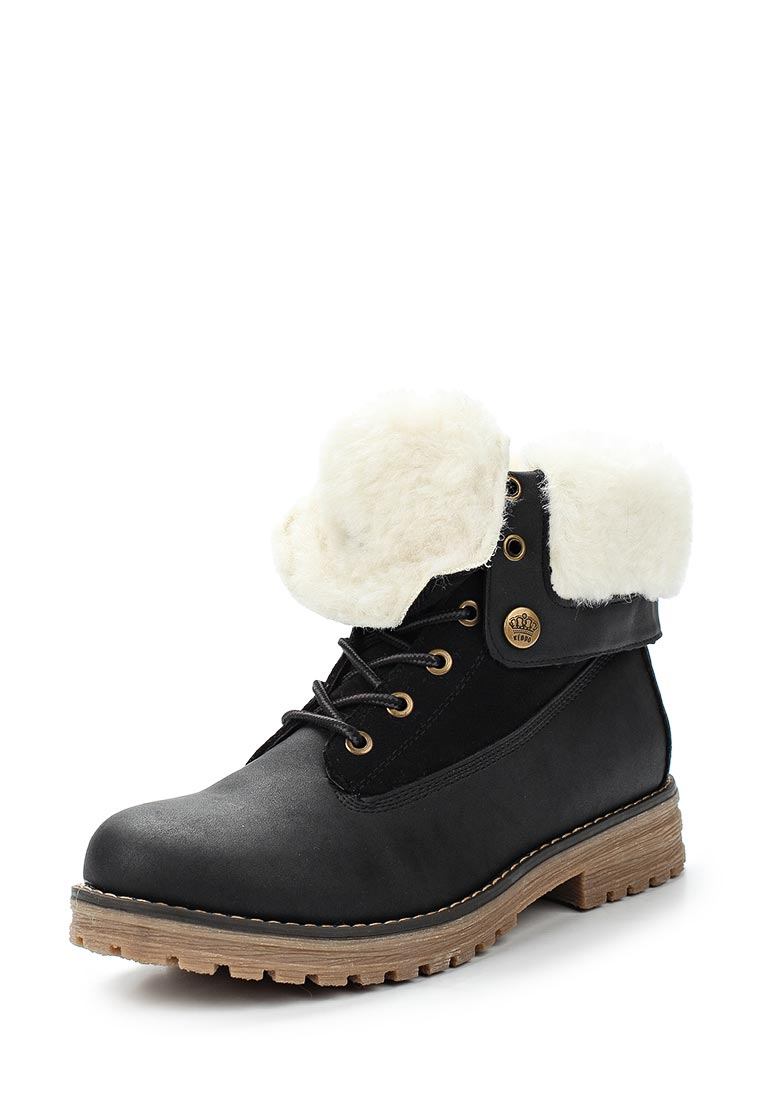 Женские ботинки Keddo (Кеддо) 878127/91-07