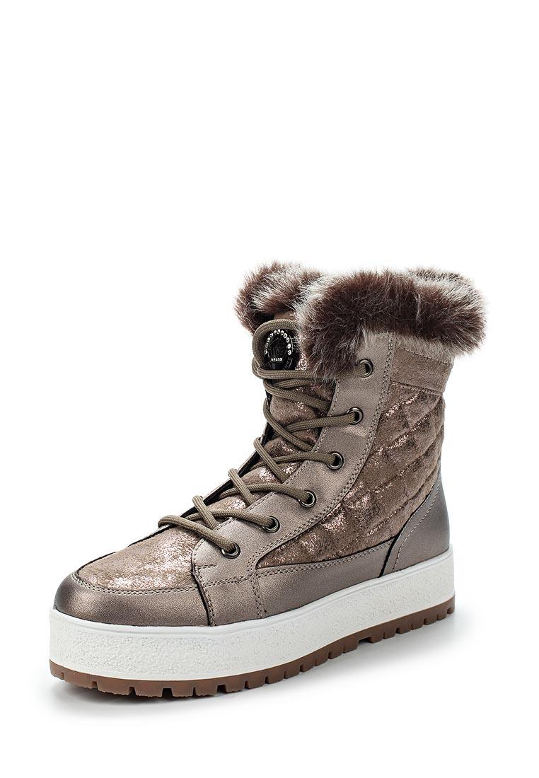 Женские ботинки Keddo (Кеддо) 878150/02-03