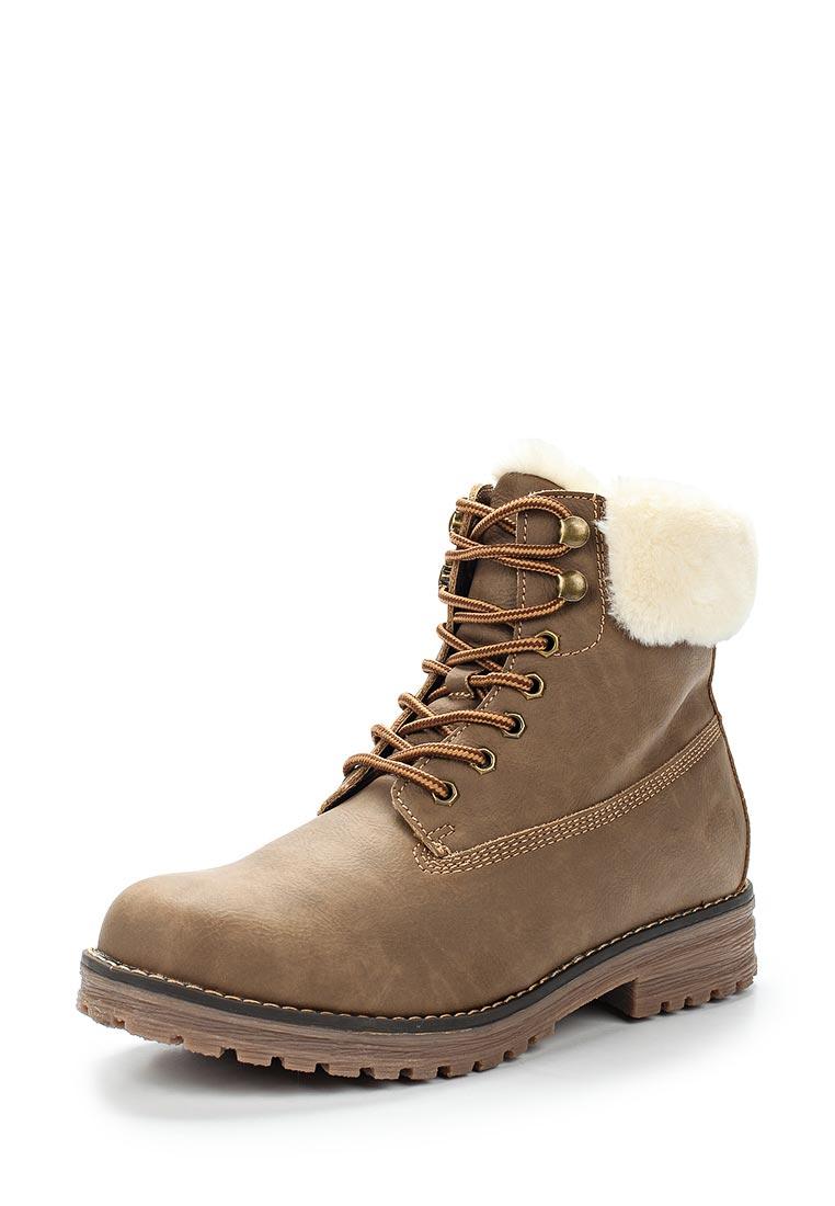 Женские ботинки Keddo (Кеддо) 878127/55-10