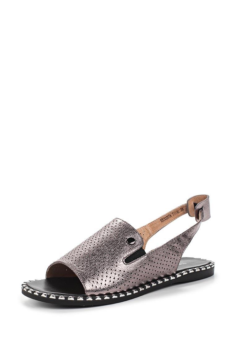 Женские сандалии King Boots KB3020TN