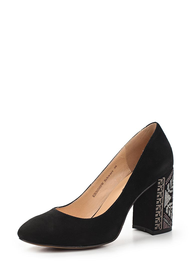 Женские туфли King Boots KB3050SW