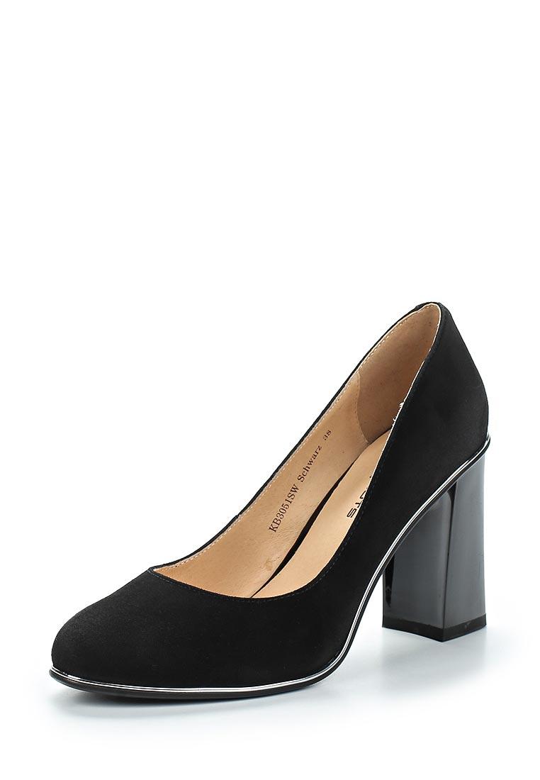 Женские туфли King Boots KB3051SW
