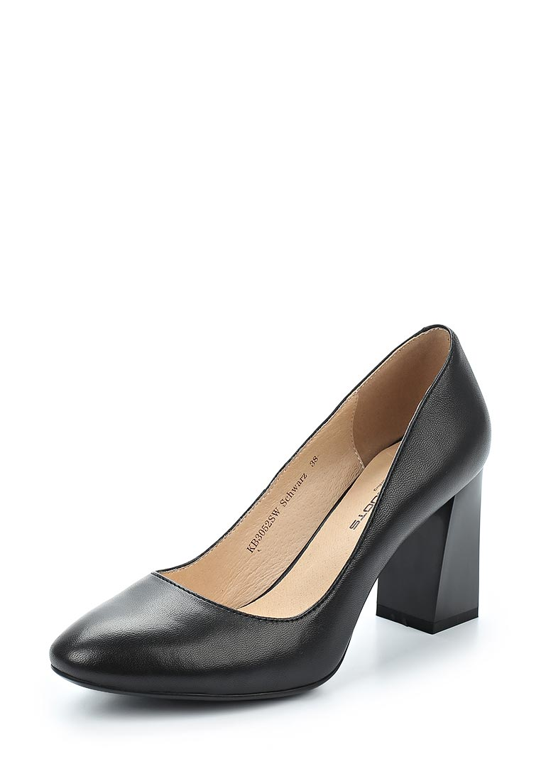 Женские туфли King Boots KB3052SW