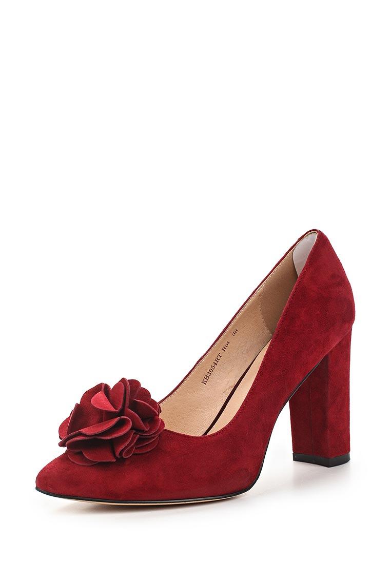 Женские туфли King Boots KB3054RT