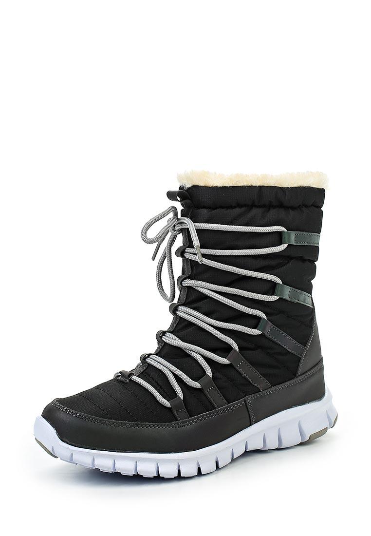 Женские дутики King Boots KB433SW