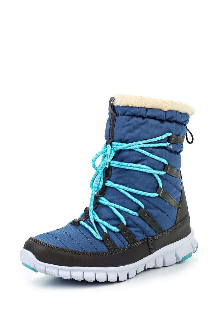 Женские дутики King Boots KB433BL