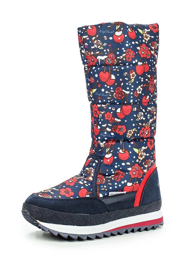 Женские дутики King Boots KB485KS