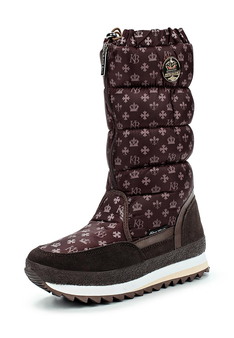 Женские дутики King Boots KB487BR