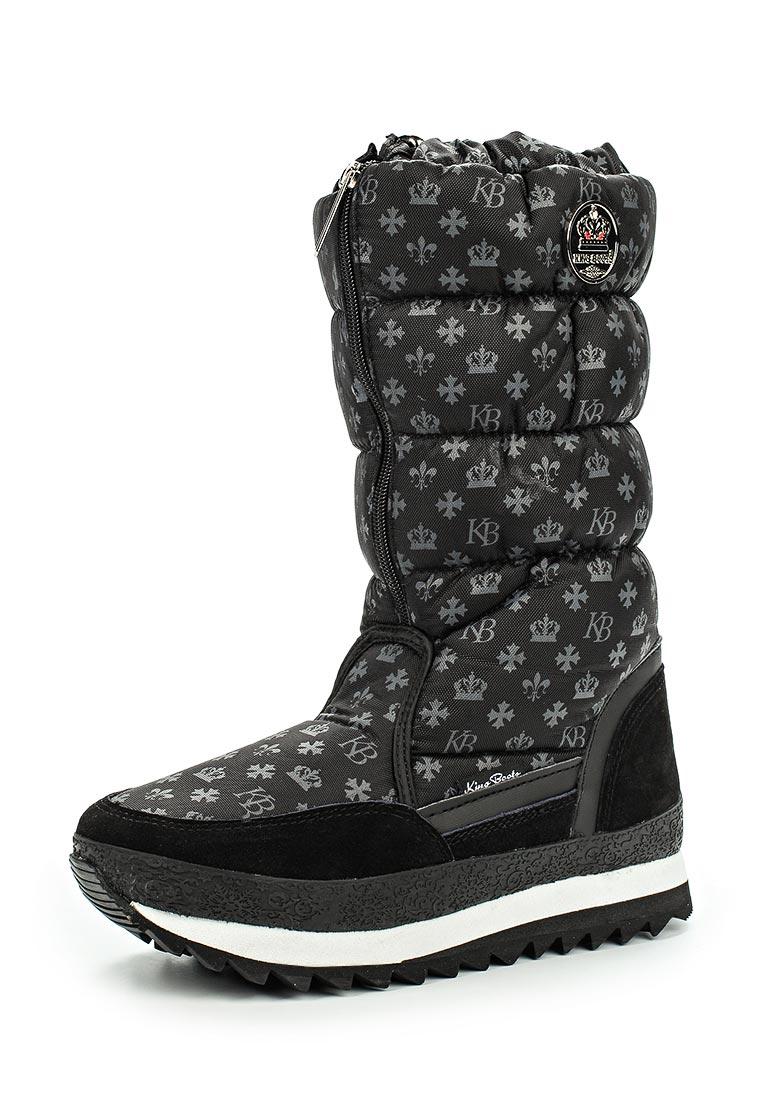 Женские дутики King Boots KB487SW