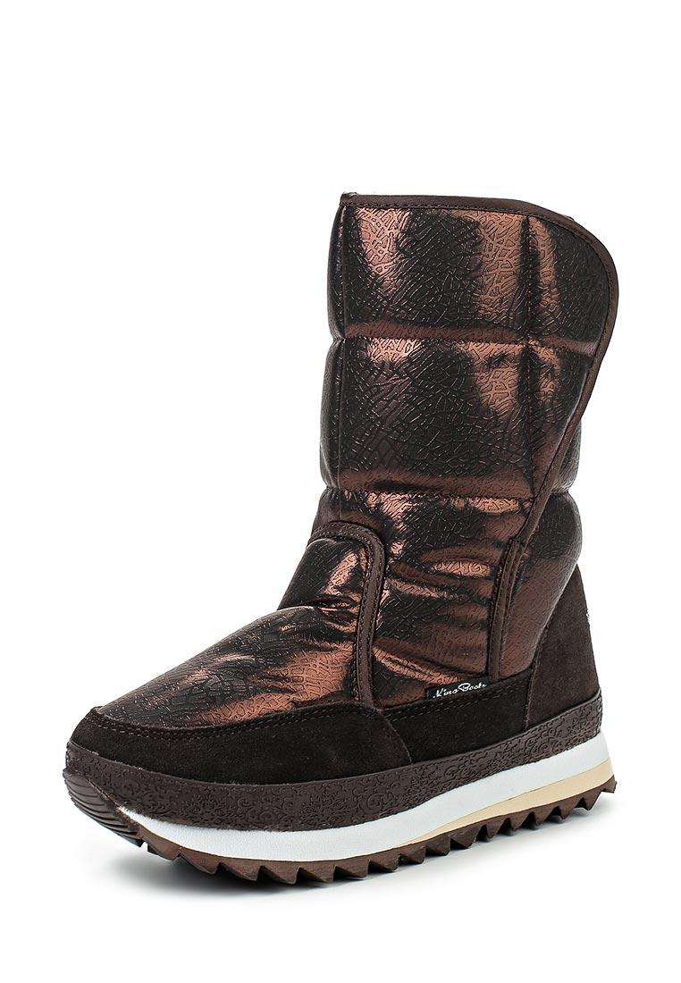 Женские дутики King Boots KB477BR