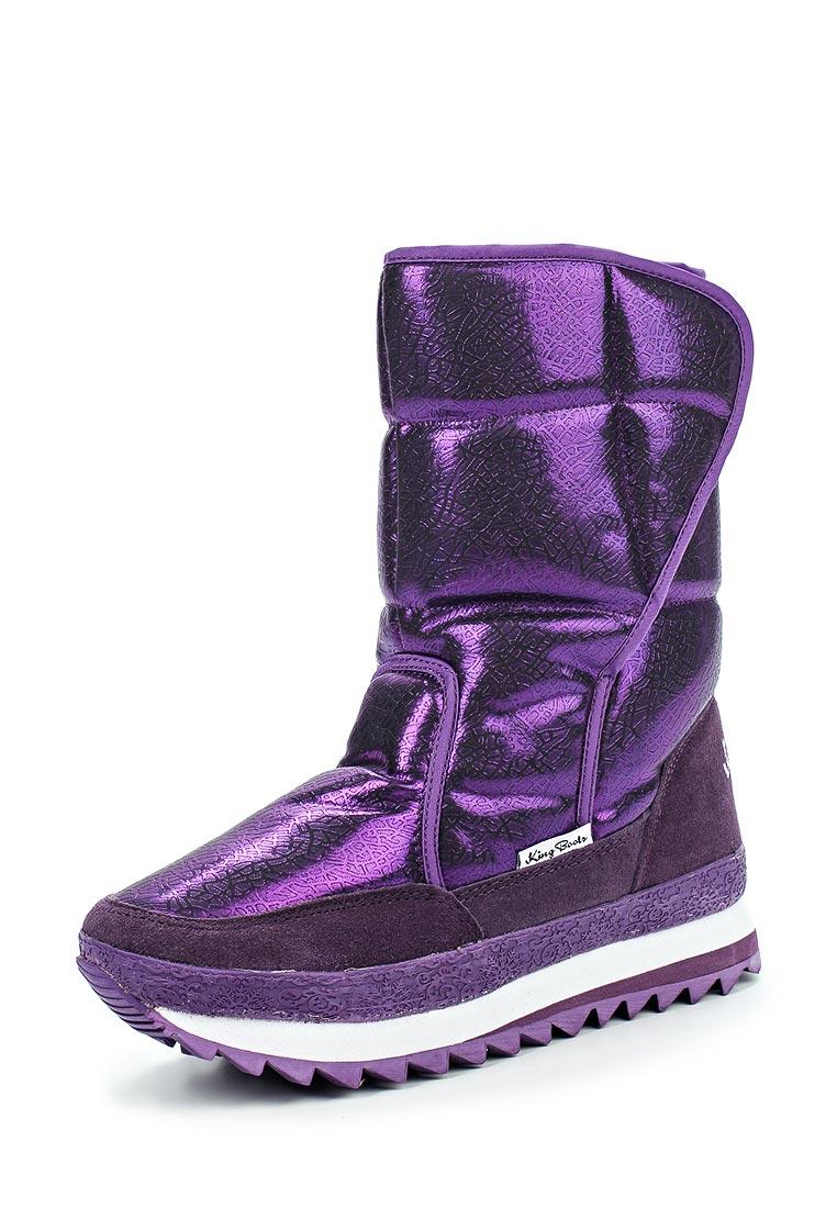 Женские дутики King Boots KB477VF