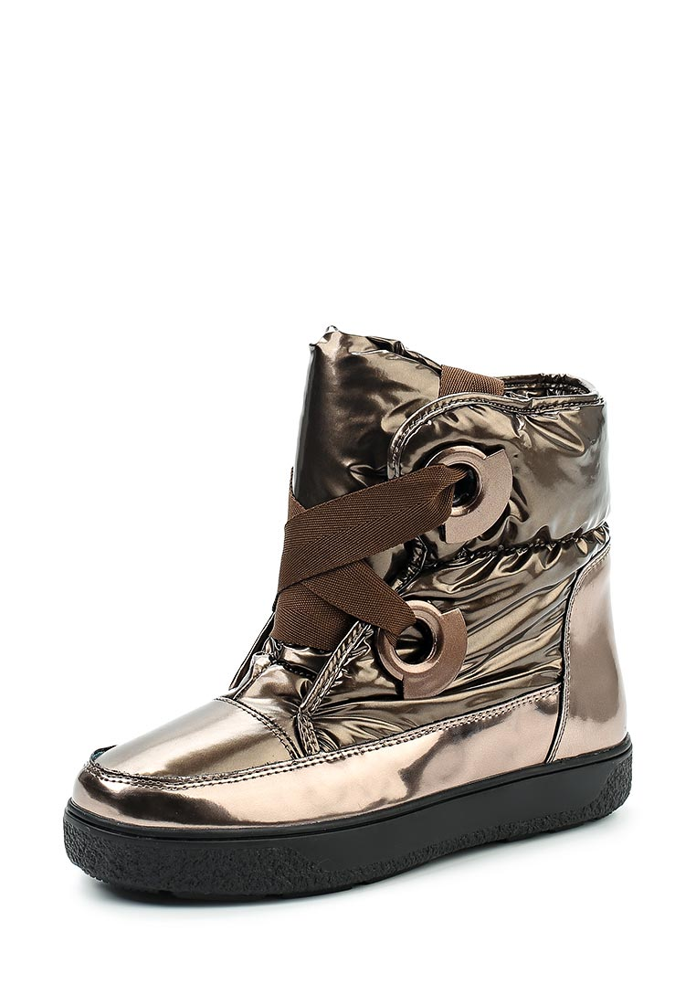 Женские дутики King Boots KB521BR
