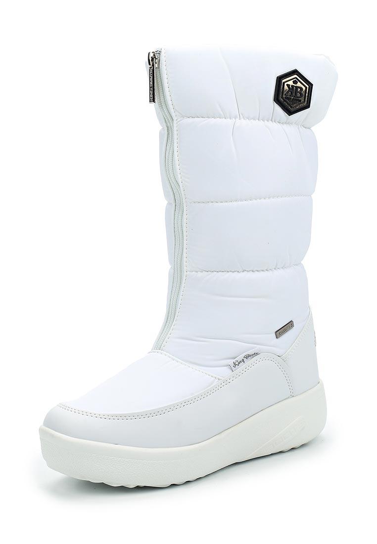 Женские дутики King Boots KB581WW