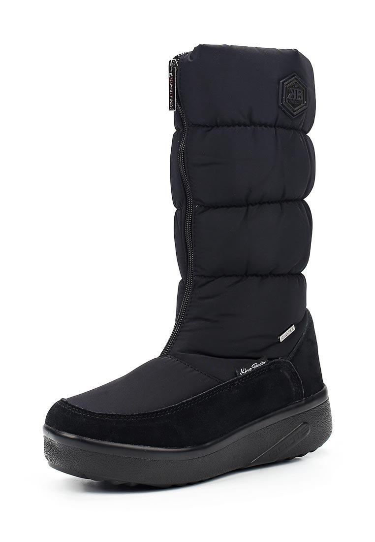 Женские дутики King Boots KB581SW