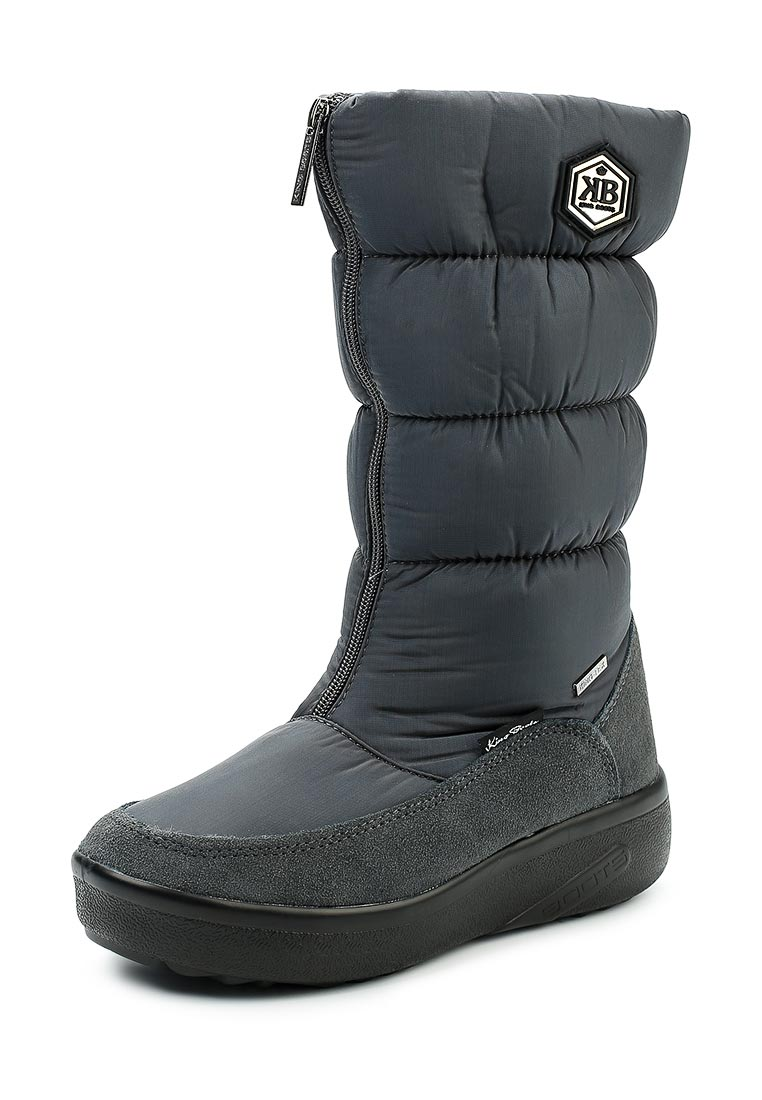 Женские дутики King Boots KB581GR