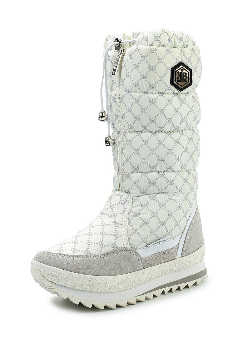 Женские дутики King Boots KB587WW
