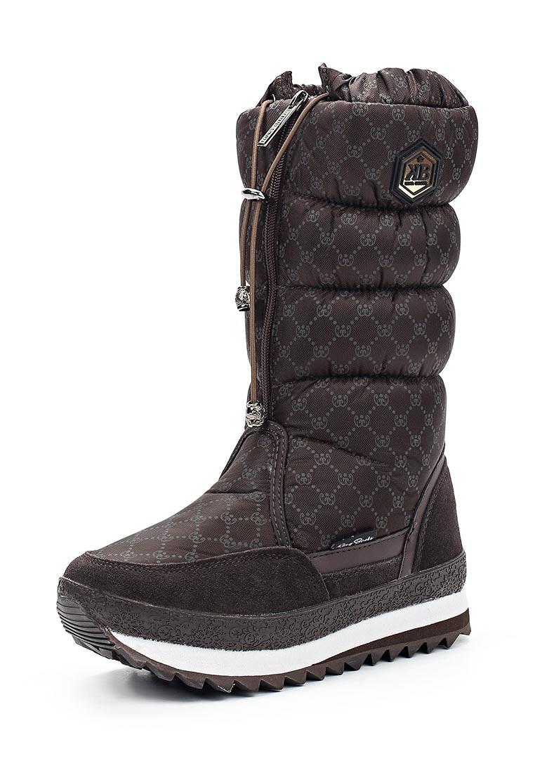Женские дутики King Boots KB587BR