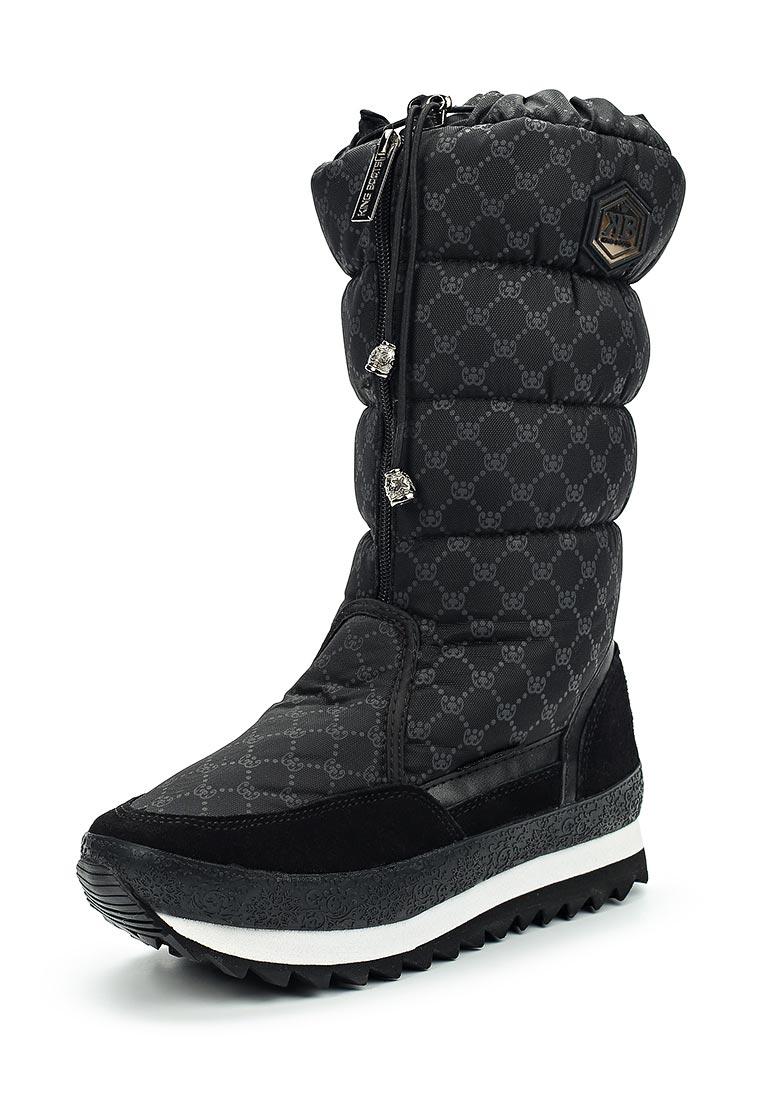 Женские дутики King Boots KB587SW