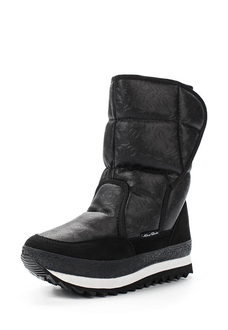 Женские дутики King Boots KB577SW
