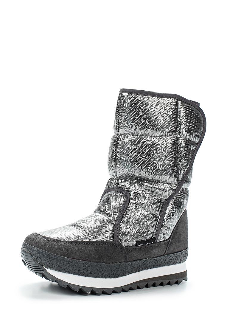 Женские дутики King Boots KB577GR