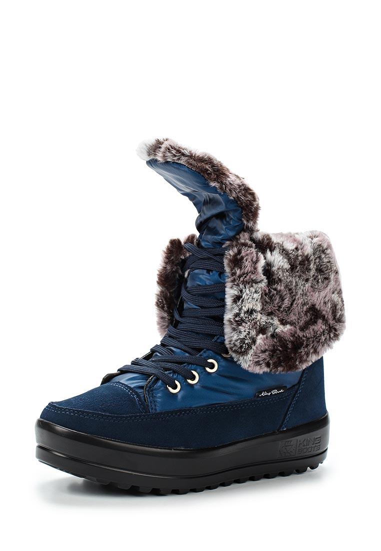 Женские ботинки King Boots KB517BL