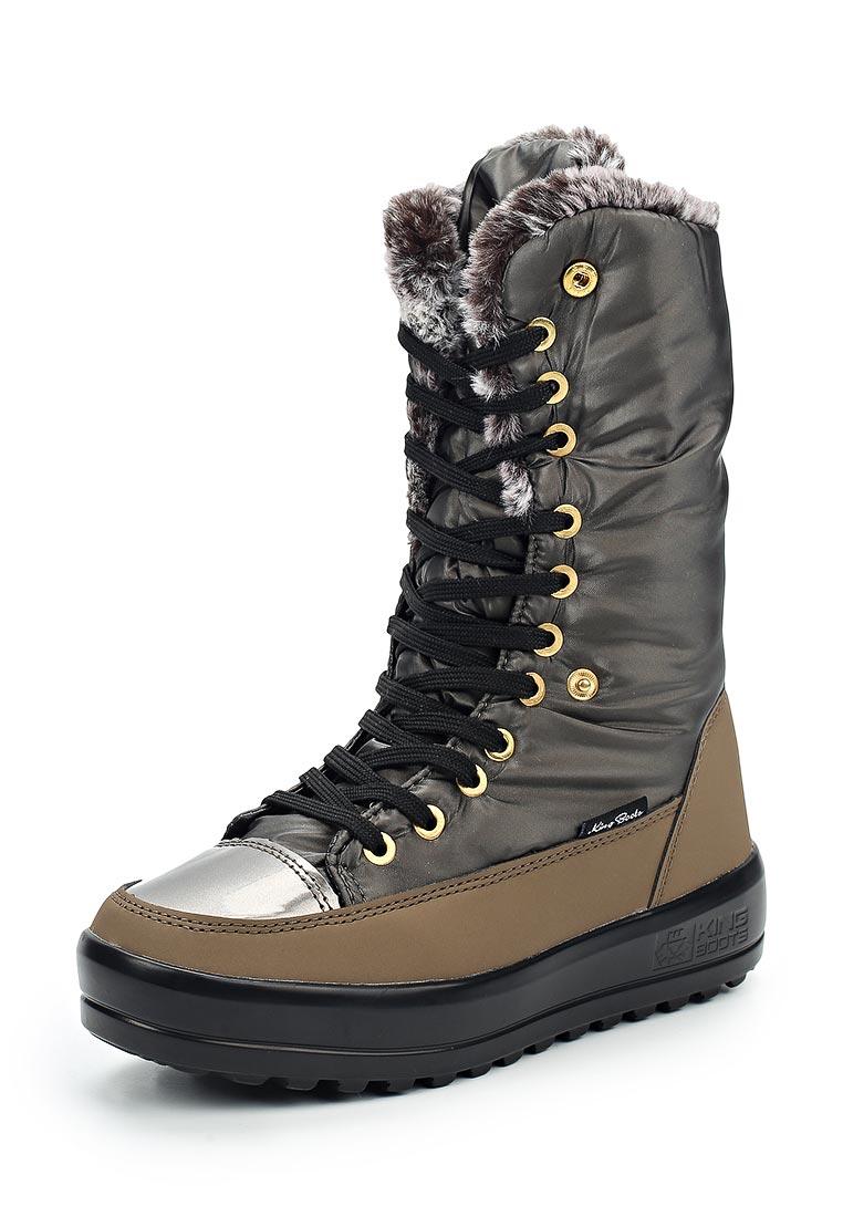 Женские дутики King Boots KB517BG